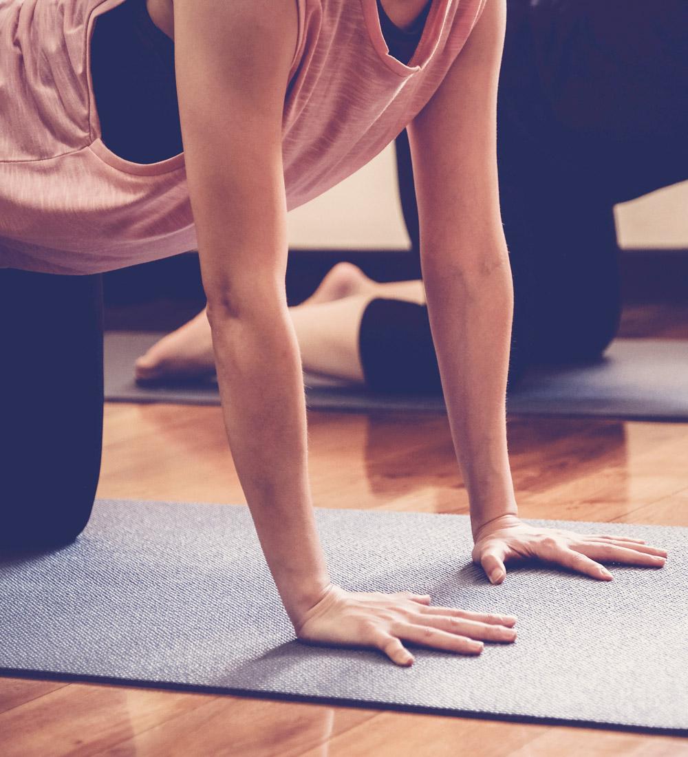 GROW Yoga Class